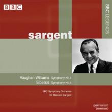 Sargent Dirige V.williams & Sibelius