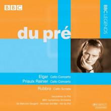 Du Pre' Esegue Elgar E Rubbra