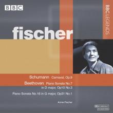 A. Fischer: Schumann  e Beethoven