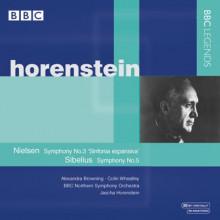 Horenstein dirige Nielsen e Sibelius