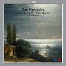 REINECKE: Quartetti per piano