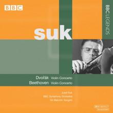 Suk esegue Dvorak & Beethoven (Concerti)