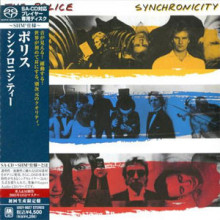 THE POLICE: Syncronicity