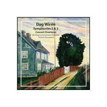 Wiren: Sinfonie N.2 - 3 - Overtures N.1 - 2