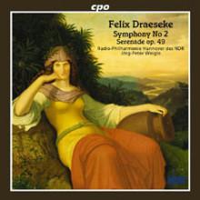 DRAESEKE: Sinfonia N.2 Op.25 - Serenade