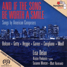 AA.VV: Musica vocale americana