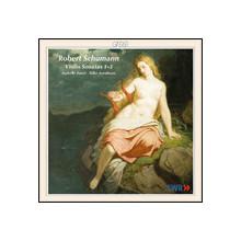 SCHUMANN: Sonate per violino e pf 1 - 3