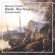 TIBALDI: Trio Sonate Op.1 - 2