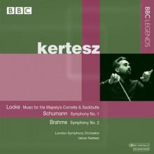 Kertesz dirige Locke - Schumann - Brahms