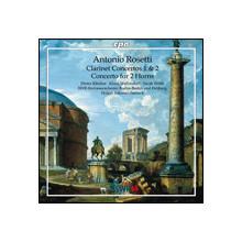 ROSETTI: Concerti per clarinetto