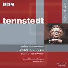Tennestedt dirige Weber - Schubert - Brahms
