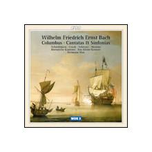 BACH W.F.E.: Cantate e Sinfonie