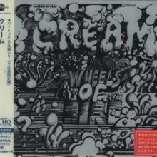 The Cream: Wheels Of Fire