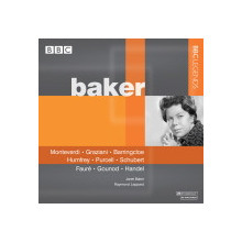 J.Baker esegue Monteverdi - Purcell - Faure