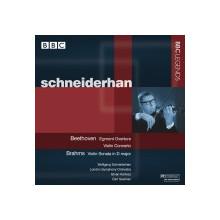Schneiderhan Interpreta Beethoven - Brahms