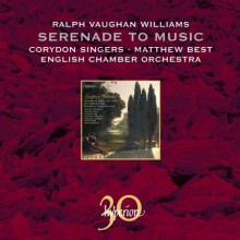 Vaughan Williams: Serenate Alla Musica