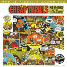 BIG BROTHERS AND THE HOLDING CO.:  Cheap Thrills