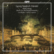 Handel: Water Music - Fireworks Music