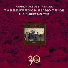 FAURE' - DEBUSSY - RAVEL: Trii per piano