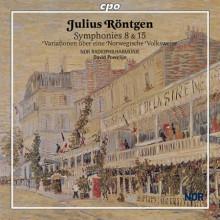 RONTGEN: Sinfonie NN. 8 & 15