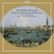 VIVALDI: Concerti per flauto completi