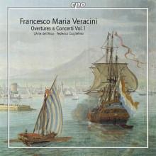 VERACINI: Overtures e Sonate