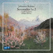 BRAHMS: Serenate N.1/N.2