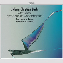 BACH J.C.: Sinfonie Concertanti - Int.