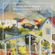 Saygun: Concerti Per Piano Nn.1 & 2