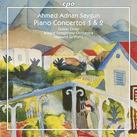 Saygun: Concerti Per Piano Nn.1 & 2 Cd