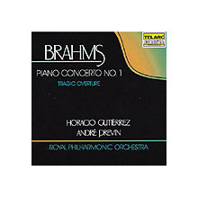 BRAHMS: Piano Concerto N.1 - Tragic Overture