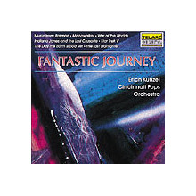 AA.VV.: Fantastic Journey - Musiche da film