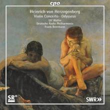 HERZOGENBER: Violin Concerto - Symphony