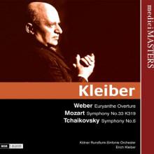 Kleiber dirige Weber - Mozart - Ciaikovsky