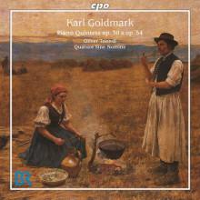 GOLDMARK:Quintetti con piano Opp.30 & 54