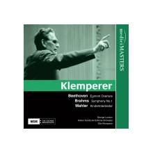 Klemperer dirige Beethoven - Brahms - Mahler