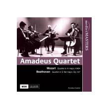 L'Amadeus Quartet interpreta Mozart e Beethoven