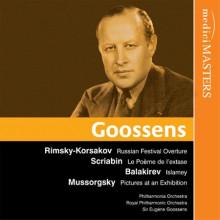 Goossens dirige Scriabin - Mussorgsky - Balakirev - Rimsky - Korsakov