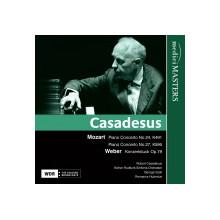 Casadesus interpreta Mozart e Weber