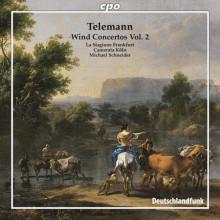 Telemann: Concerti Per Fiati Vol.2