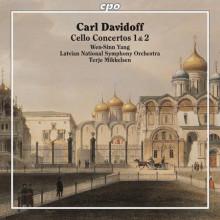 CIAIKOVSKY/DAVIDOFF: Cello Concertos