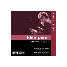 Klemperer dirige  la Messa Solenne di Beethoven