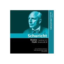 C.Schuricht dirige Bruckner e Haydn