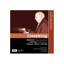 W.Gieseking in Concerto
