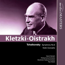 Oistrakh Esegue Tchaikovsky