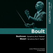Boult dirige Beethoven e Mozart