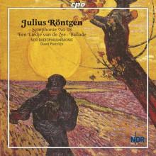 RONTGEN: Sinfonia N.18 e altre opere