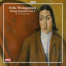 WEINGARTNER: Quartetti per archi - Vol.3