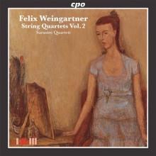 WEINGARTNER: Quartetti per archi - Vol.2