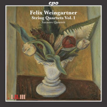 Weingartner: Quartetti Per Archi - Vol.1